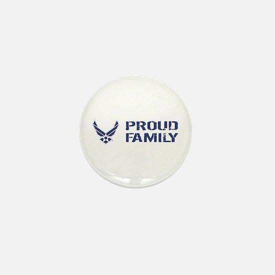 USAF: Proud Family Mini Button
