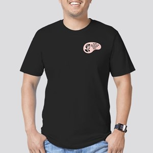 Environmental Engineer Voice Men's Fitted T-Shirt