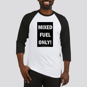 Mixed Fuel Only Baseball Jersey