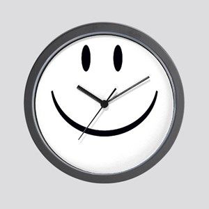 Smiley Face Wall Clock