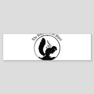 bagpiper2 Bumper Sticker