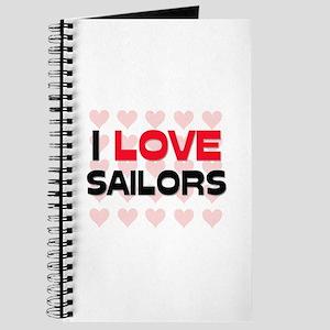 I LOVE SAILORS Journal
