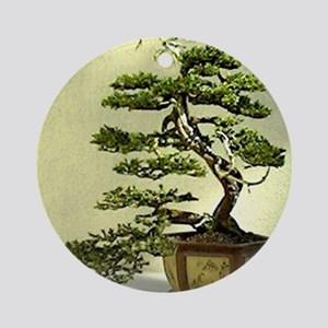 Cypress Ornament (Round)