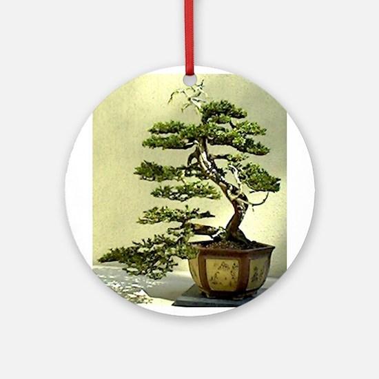 Cypress Ornament (Round)
