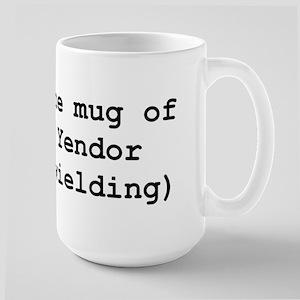 Nethack: The Large Mug of Yendor