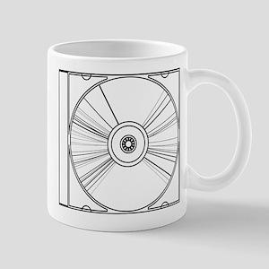 Compact Disc Mug