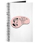 Compliance Person Voice Journal