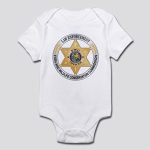 Florida Game Warden Infant Bodysuit