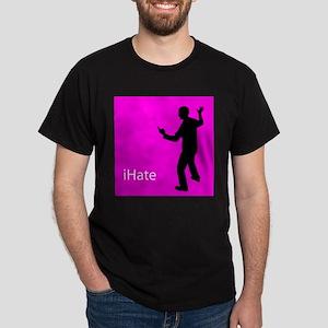 ihate Black T-Shirt