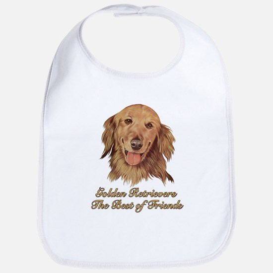 Best of Friends Bib
