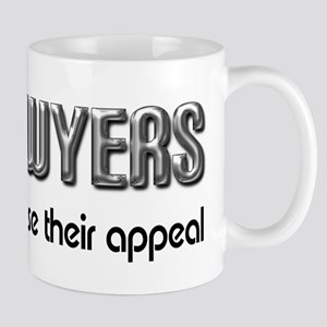 Lawyers Appeal Mug