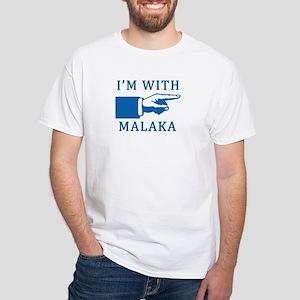 I'm With Malaka T-Shirt