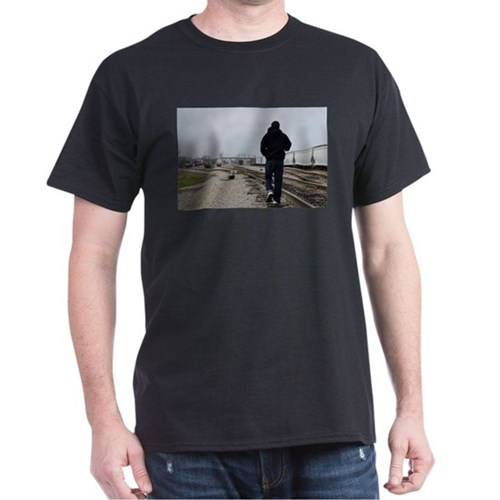 Walking the Yard T-Shirt
