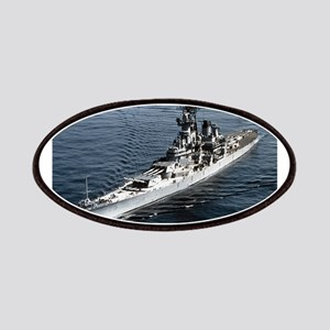 USS Missouri Ship's Image Patch