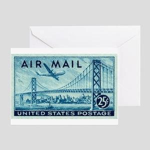 stamp57 Greeting Cards