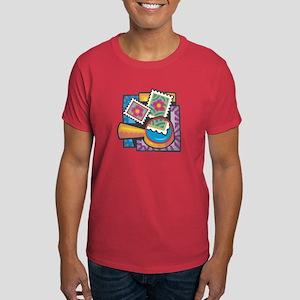 Stamp Collector Dark T-Shirt