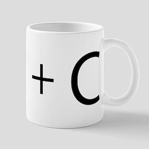 Ctrl + C Mug