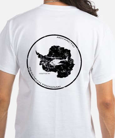 US Outpost 31 White T-Shirt