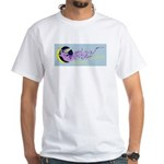 Believing Is Seeing White T-Shirt