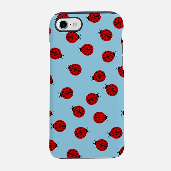 ladybugs-lots_ff.png iPhone 7 Tough Case