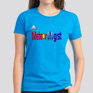 Meteorologist Women's Dark T-Shirt
