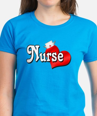 Nurse Women's Dark T-Shirt