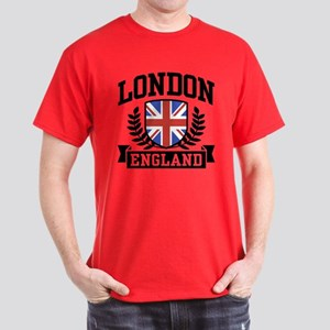 London England Dark T-Shirt