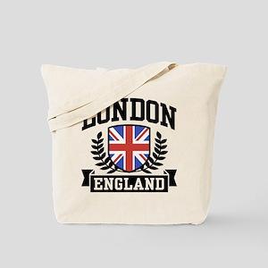 London England Tote Bag