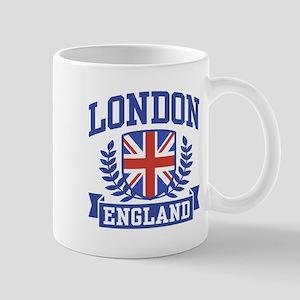 London England Mug