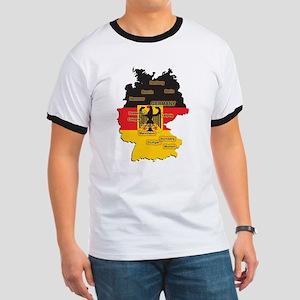 Germany Map Ringer T