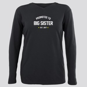 Promoted to Big Sister 2017 T-Shirt