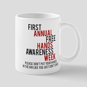 Free Hands Mug