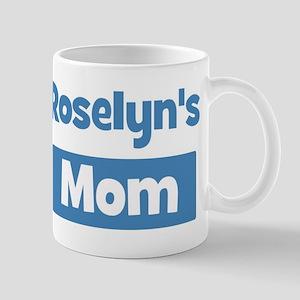 Roselyns Mom Mug