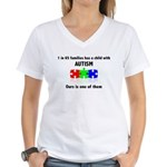 1 in 65 Families T-Shirt