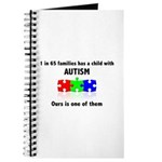1 In 65 Families Child Autism Journal