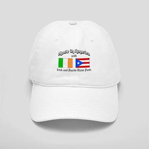 Irish-Puerto Rican Cap