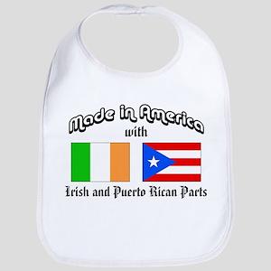 Irish-Puerto Rican Bib