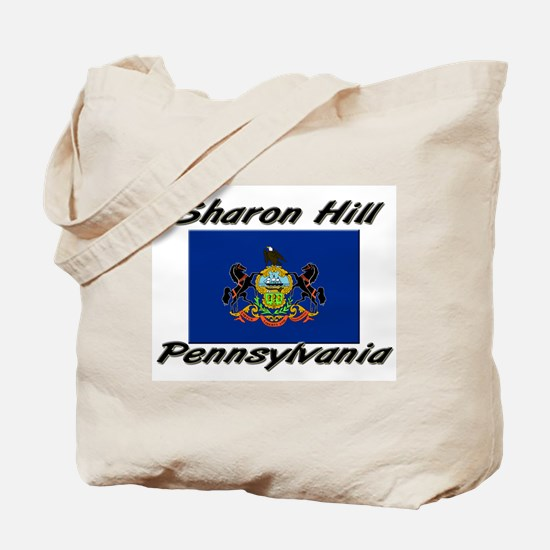 Sharon Hill Pennsylvania Tote Bag
