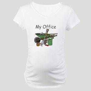 Garden Tool Maternity T-Shirt