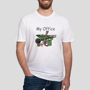 Garden Tool Fitted T-Shirt
