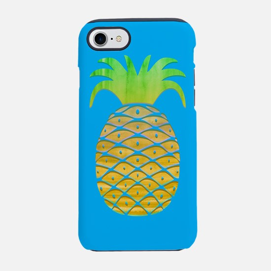 Colorful Pineapple iPhone 7 Tough Case