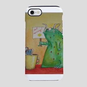 Good Morning! iPhone 7 Tough Case