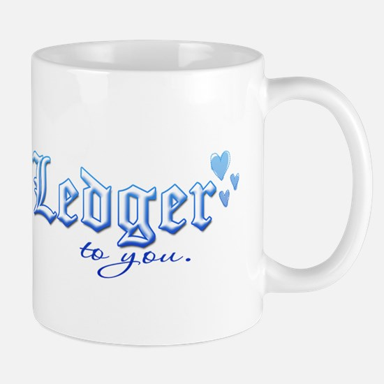 Mrs. Ledger Mug