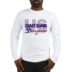US Coast Guard Daughter Long Sleeve T-Shirt