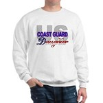 US Coast Guard Daughter Sweatshirt
