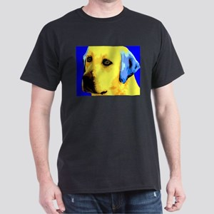 ~Yellow Lab~ Black T-Shirt