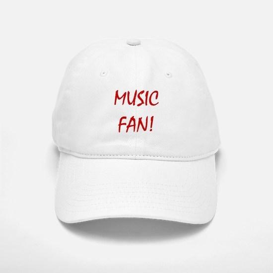 Music Expert, Music Snob Baseball Baseball Cap