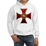 "Templar ""Not Alone"" Hooded Sweatshirt"