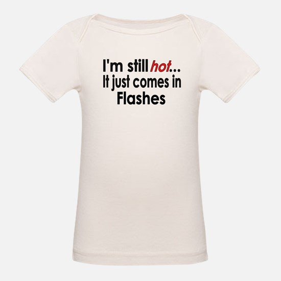 Menopause Hot Flashes Tee