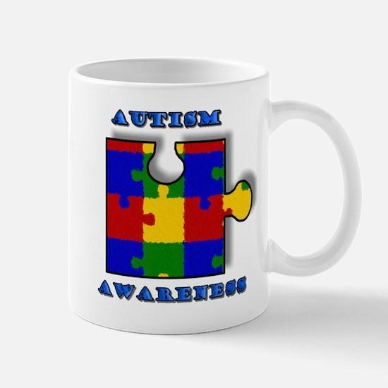 """Autism Awarness"" Mug"